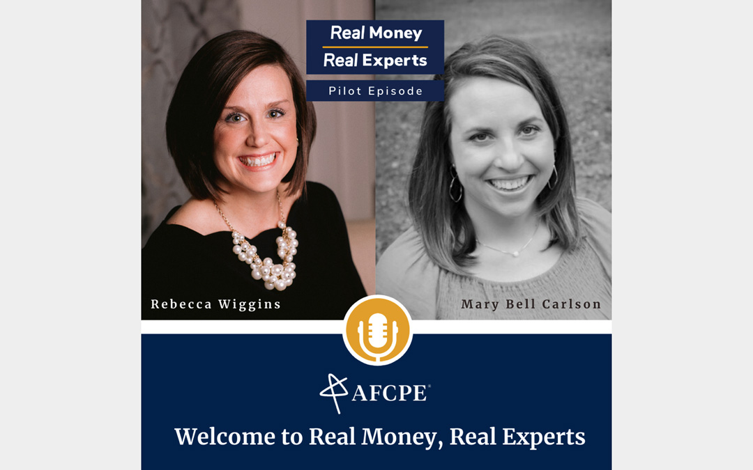 Real Money, Real Experts Podcast